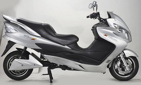 Ningbo Polaris escooter