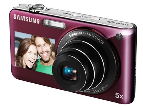 Samsung_ST600_frontal