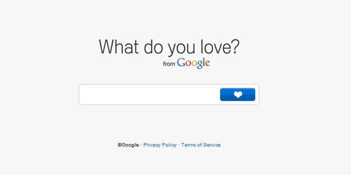 what-you-love-from-google-first