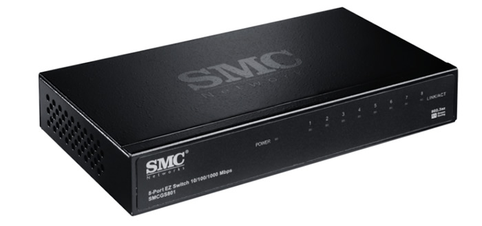 Switch SMC SMCGS801
