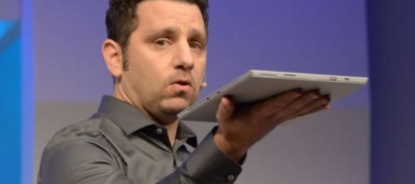 Apresentação do Surface pro 3