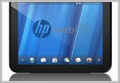 HP tablet TouchPad