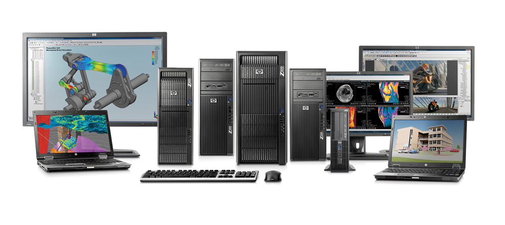 Workstations-HP
