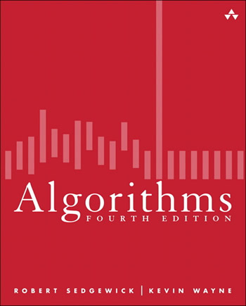 Capa de Algorithms - Fourth Edition