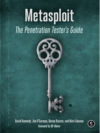 Metasploit the penetration testers guide capa